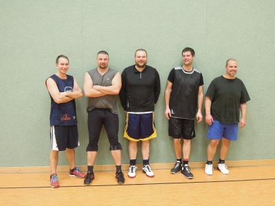 Foto zur Meldung: Traditionelles Basketballturnier