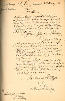 Quelle: Archiv der Gemeinde Neuenhagen bei Berlin