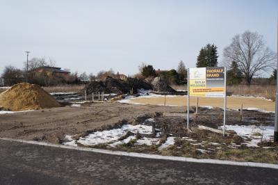 Eigenheimbau Wohnpark Ilse