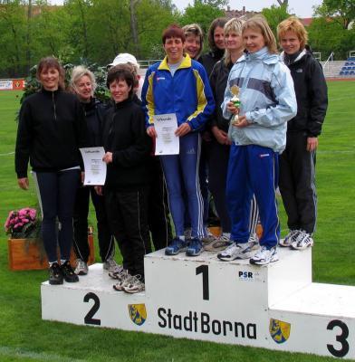 Foto zur Meldung: DAMM-Vorrunde LM Borna 2005