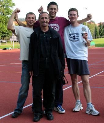 Foto zur Meldung: Landesmannschaftsmeisterschaft Pirna 2005