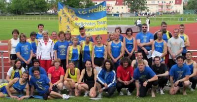 Foto zur Meldung: DAMM-Vorrunde LM Neukieritzsch 2010