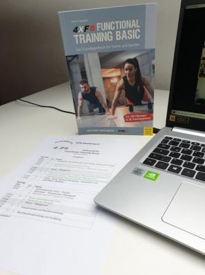 Functional Training vom NTB auf dem Programm