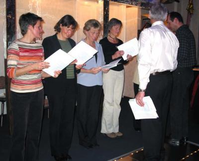 Foto zur Meldung: KFV - Meisterehrung LV Neißekreis 2004