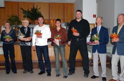 Foto zur Meldung: KFV - Meisterehrung LV Neißekreis 2006