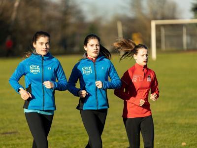 Foto zur Meldung: Vereinsinterner Winterlauf startete virtuell