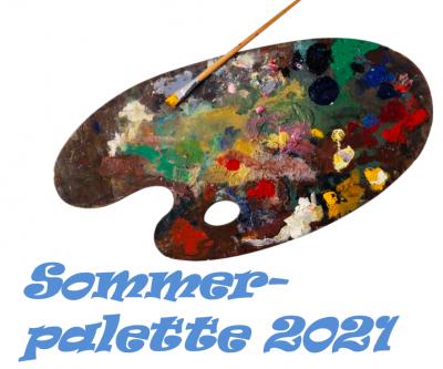 Foto zu Meldung: Malkurse Sommerpalette 2021 in Rehfelde