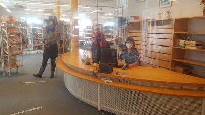 Click & Collect in der Stadtbibliothek Rodewisch