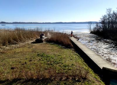 Foto zu Meldung: Wieder freie Sicht auf Rietzer See