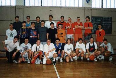 Foto zur Meldung: Zweites Offenes Turnier Basketball