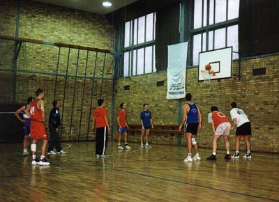 Foto zur Meldung: Drittes Offenes Turnier Basketball
