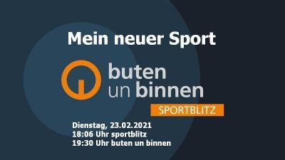 Mein neuer Sport - der GC Lesmona heute Abend im Sport Blitz!