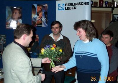 Foto zur Meldung: Jahreshauptversammlung 2001