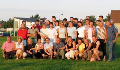 Foto zur Meldung: 15 Jahre LSV Niesky