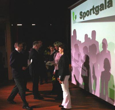 Foto zur Meldung: Sportgala 2006