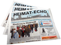 Foto zur Meldung: Heimat-Echo in Teilen der Kernstadt und Lodersleben dieses Mal nur online