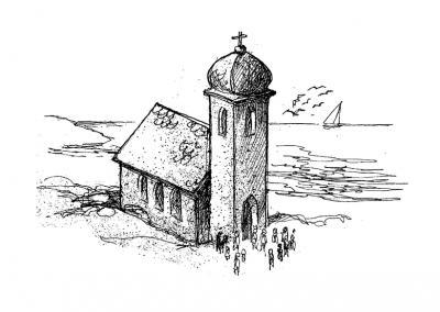 Foto zur Meldung: Neue Orgelsitzbank in der Petruskirche...