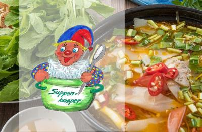 Bild der Meldung: Der Suppenkasper kommt!