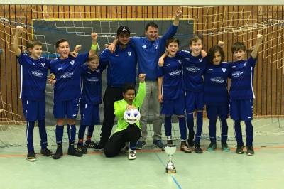 Gewinner VR Bank Cup in Baienfurt 2019