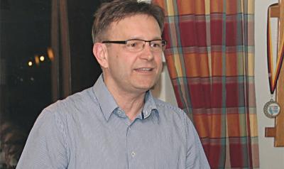 Foto zur Meldung: Vorstand - Georg Krüger zieht positive Bilanz