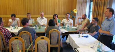 Foto zur Meldung: Jahreshauptversammlung 2010