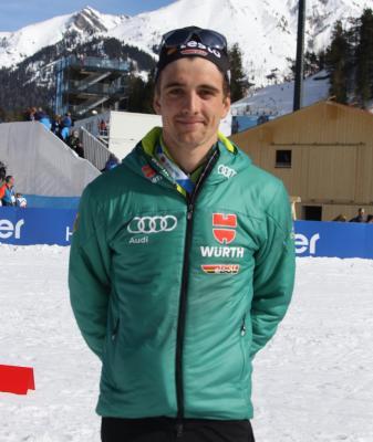 Janosch Brugger (Bild: Hahne)