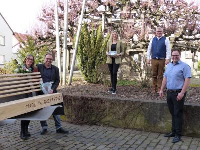 Die Gemeinde Grettstadt verabschiedete ihren langjährigen Geschäftsleiter, Herrn Jürgen Markert