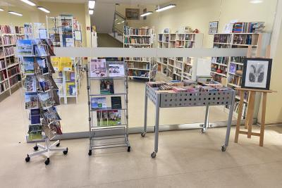 Foto zu Meldung: Förderung einer zeitgemäßen Bibliothek im Bürgerhaus