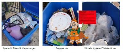 Foto zu Meldung: Nur mit Pappe und Papier kann Papierrecycling funktionieren