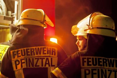 Feuerwehr Pfinztal übt ab März wieder praktisch