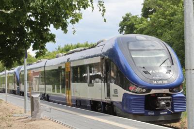 Foto zu Meldung: Achtung! Zugausfall und Ersatzverkehr mit der S-Bahn
