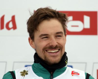 Fabian Rießle hat mit der Deutschen Mannschaft beim Team-Wettkampf von Oberstdorf die Silbermedaille gewonnen - Foto: Hahne