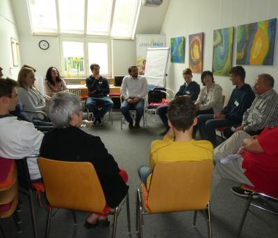 Foto zur Meldung: Generationentreff sucht Teilnehmer für Workshop