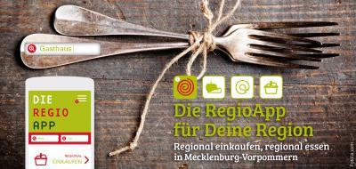 Regionales finden – mit der RegioApp vom Acker bis zum Teller