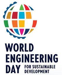 Logo des World Engineering Day