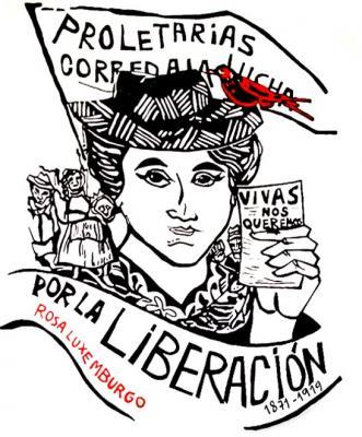 Foto zur Meldung: 150 Jahre  Rosa Luxemburg