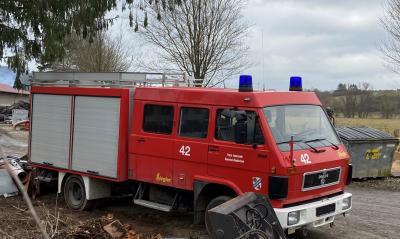 Verkauf Feuerwehrfahrzeug