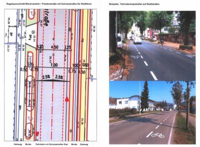 Foto zu Meldung: Ausbau der Friedenstraße in Genthin