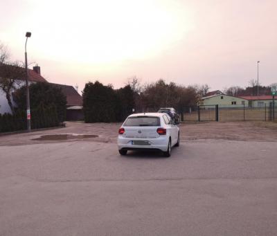 Information zur Baumaßnahme Parkplatz Poststraße