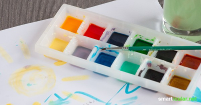 Foto zur Meldung: Wasserfarben selber machen