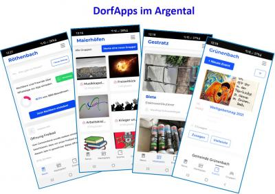 DorfApps im Argental