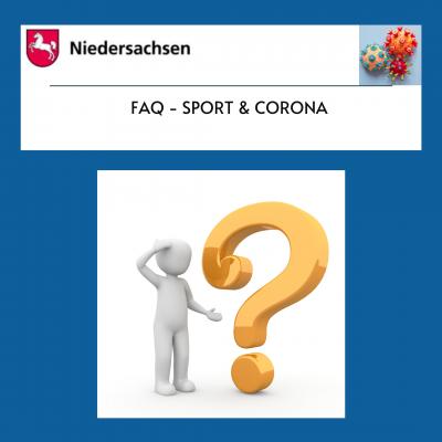 Foto zur Meldung: Sport & Corona - Antworten auf häufig gestellte Fragen