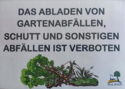 Foto zur Meldung: Wohin mit den Gartenabfällen?