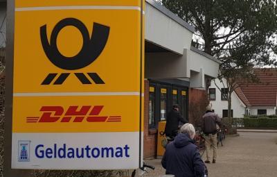 Foto zur Meldung: Postfiliale in Wyk schließt am 6. Mai