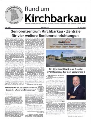 RuK-Online 243 - Titelseite