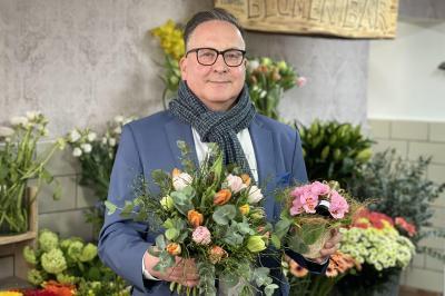 Foto zur Meldung: Bürgermeister gratuliert zum Internationalen Frauentag