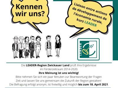 LEADER-Region: Befragung