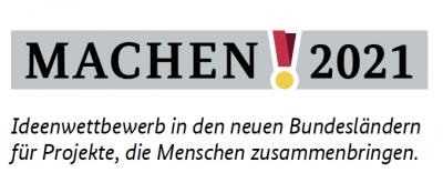 Logo MACHEN!2021