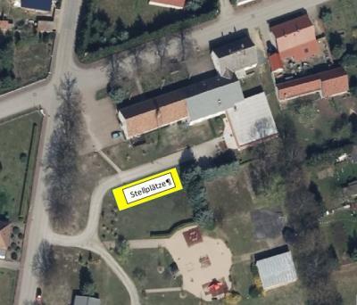 Foto zur Meldung: Baumaßnahme des WAV in der Gemeinde Schilda