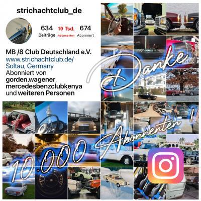 10.000 Follower bei Instagram